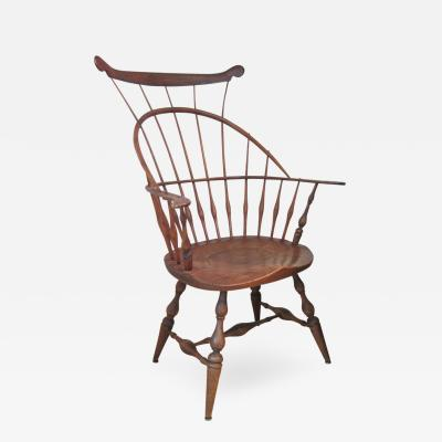 Windsor Comb Back Armchair