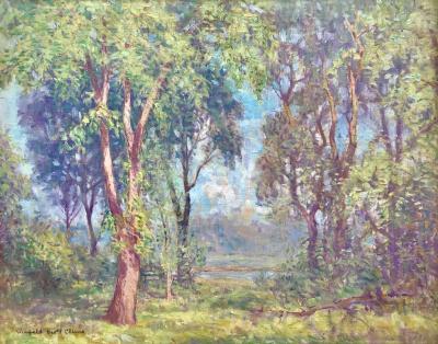 Winfield Scott Clime Woodland Vista