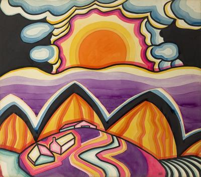 Winold Reiss Woodstock