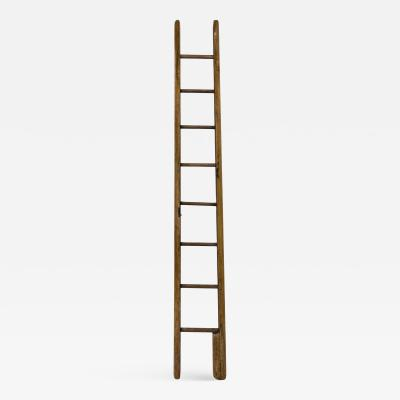 Wooden Ladder 19th Century France
