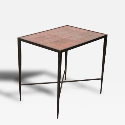 Wrought Iron Table in the style of Alberto Giacometti Jean Michel Frank