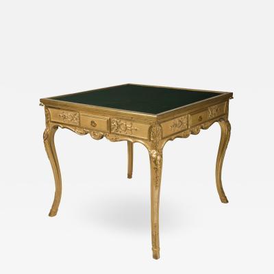 XIXth Century Game Table