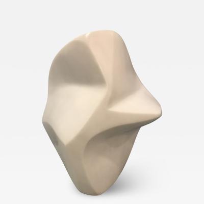 Xavier Jansana One of a kind hand carved marble sculpture by Xavier Jansana