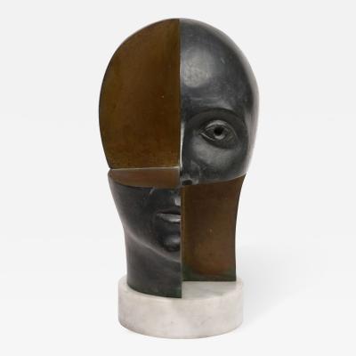 Xavier Medina Campeny Bronze Sculpture