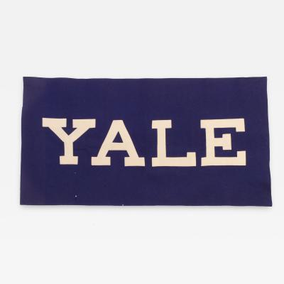 Yale Banner c 1940s