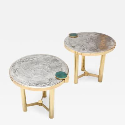 Yann Dessauvages Moonraker Side Table Set Dessauvages