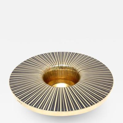 Yann Dessauvages Vortex Coffee Table Sculpted by Yann Dessauvages