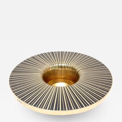 Yann Dessauvages Vortex Coffee Table Sculpted by Yann Dessauvages