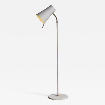 Yki Nummi Yki Nummi floor lamp for Orno Finland 1950s