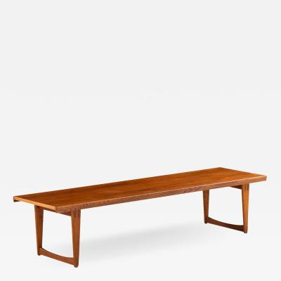 Yngve Ekstr m Coffee Table Side Table Bench Produced by Westbergs