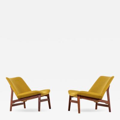 Yngve Ekstr m Yngve Ekstr m Easy Chairs Produced by ESE m bler in Sweden