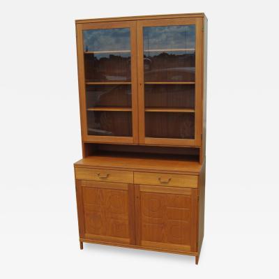 Yngve Ekstrom Teak Cabinet by Yngve Ekstr m for Westbergs Furniture