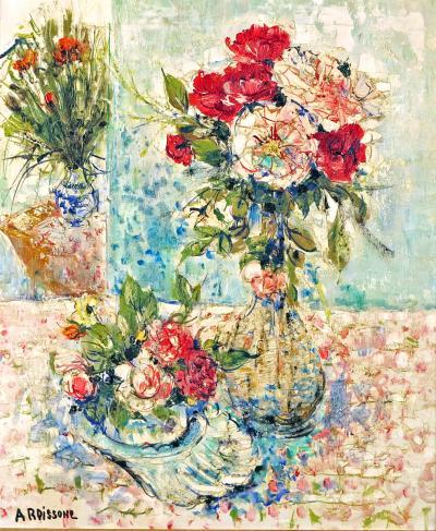 Yolande Ardissone Harmonie Rose by Yolande Ardissone