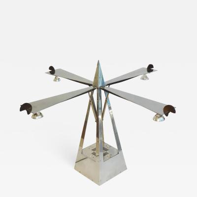 Yonel Lebovici Metronome table lamp by Yonel LEBOVICI