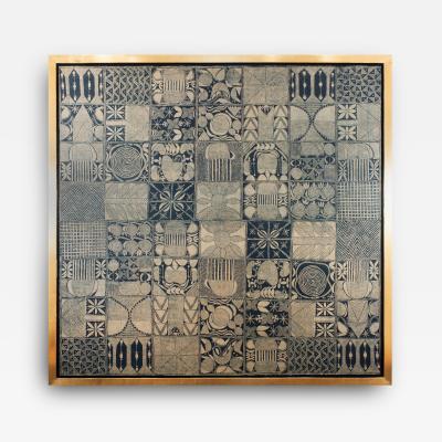 Yoruba Fabric Panel