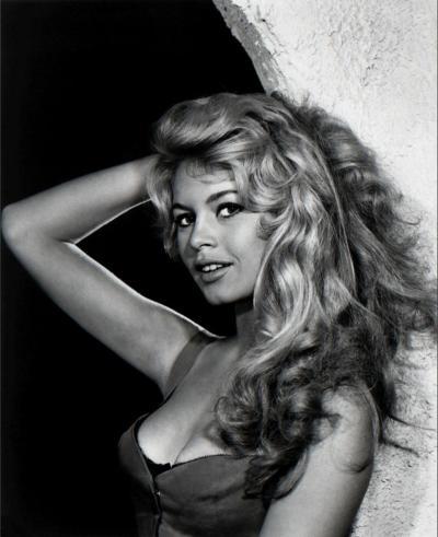 Yousuf Karsh Brigitte Bardot 1958