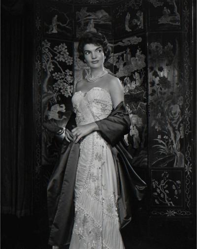 Yousuf Karsh Jacqueline Kennedy 1957