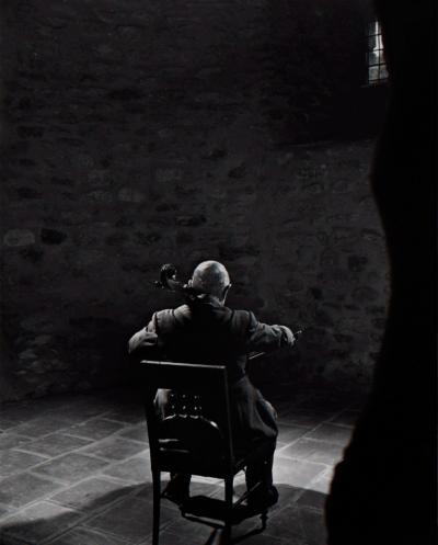 Yousuf Karsh Pablo Casals 1954