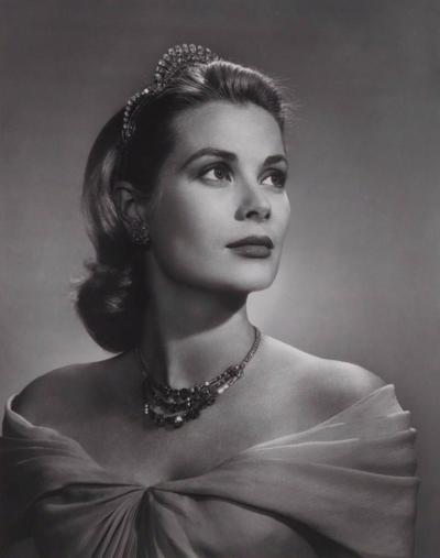 Yousuf Karsh Princess Grace 1956