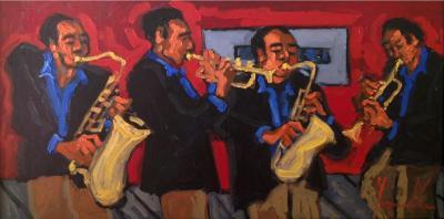 Yvonne Mora Jazz Quartet