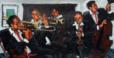 Yvonne Mora Jazz Quintet