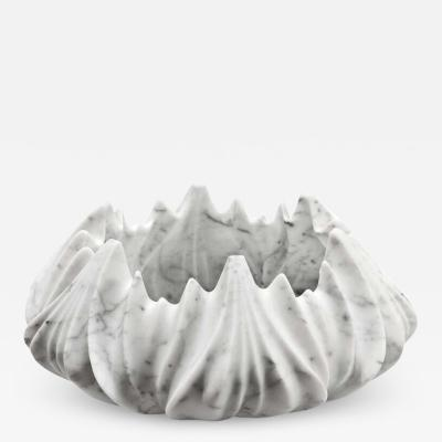 Zaha Hadid Polished Statuario Marble