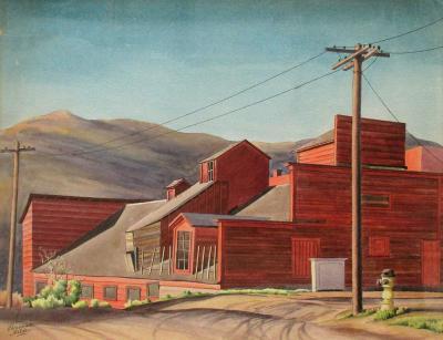 Zama Vanessa Helder Barn Factory