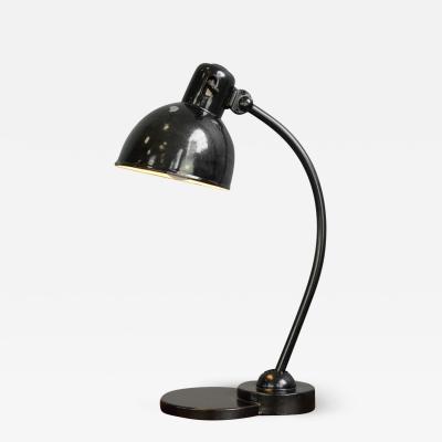 Zirax Table Lamp By Schneider Circa 1930s