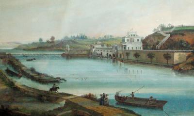 Nicolino Vicompte Calyo The Philadelphia Water Works