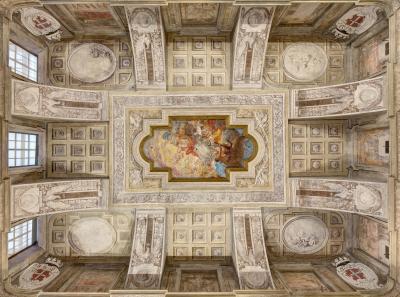 carlo carossio Palazzo Madama soffitto Torino 2017 by Carlo Carossio