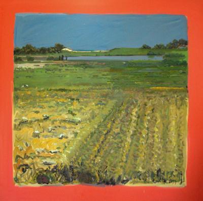 Cornelia Foss Wainscott Pond Once More