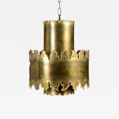 holm sorensen Brutalist Style Pendant by Holm Sorensen
