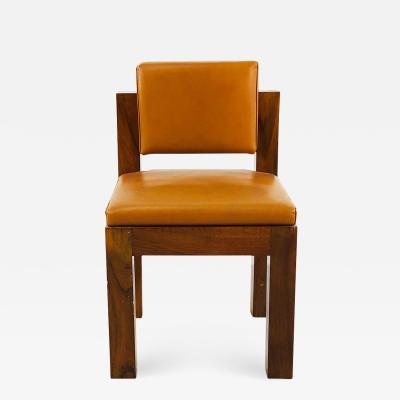 mansutti Francesco and miozzo Gino Rare armchair rationalist period