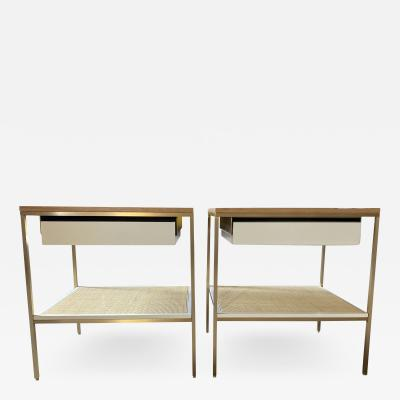 reGeneration Furniture Pair of re 392 Bedside Tables in the wider version