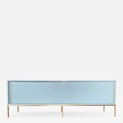 reGeneration Furniture re 379 credenza in Marlboro Blue
