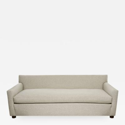t brown studios bespoke Sofa with Single Seat Cushion