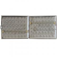 100 Bill Cigarette Case and Matching Cigarette Lighter - 189236