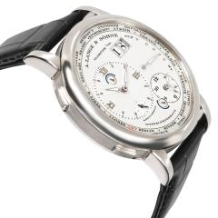 A Lange S hne A Lange Sohne Lange 1 Timezone 116 039 Mens Watch in 18KT White Gold - 1677730