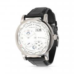 A Lange S hne A Lange Sohne Lange 1 Timezone 116 039 Mens Watch in 18KT White Gold - 1678888