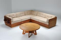 A Mikael Laursen Mid Century Modern Sectional Couch by Mikael Laursen 1960s - 1421048
