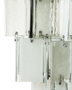 A V Mazzega Large Vintage Murano Pendant Light Attributed to AV Mazzega - 566806