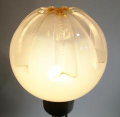 A V Mazzega Wonderful A V Mazzega Glass Floor Lamp Italy 1970s - 1876340