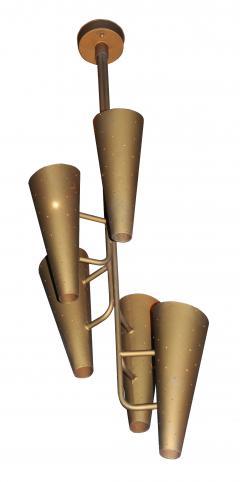 ADG Lighting 5210 Spago Cone Chandelier ADG Lighting - 1359481