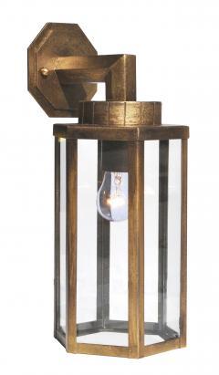 ADG Lighting 657 6 Sided Wall Light on Arm ADG Lighting - 1358875