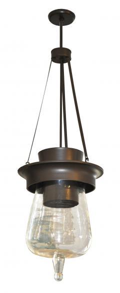 ADG Lighting 7016 Pyrex Bell Jar Pendant LED ADG Lighting copy jpg - 1361821