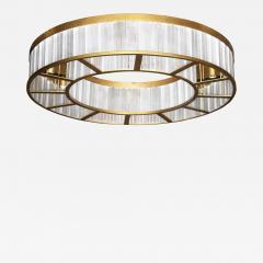 ADG Lighting 7183 Rectangular Ceiling Mount Ring Flush Fixture ADG Lighting - 1411733