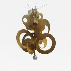 ADG Lighting 77677 Contemporary Coin Chandelier ADG Lighting - 1387294