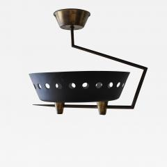 ADG Lighting 91001 Mid Century Googie Style Pendant ADG Lighting - 1412240