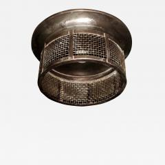 ADG Lighting Mesh Ceiling Flush Transitional Fixture - 2055156