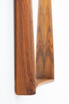 Ab Glas Tra Midcentury Scandinavian Mirror by Rimbert Sandholt for Glas Tr  - 1433872